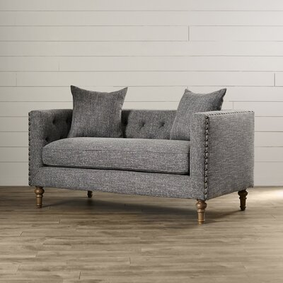 Dietame Chesterfield Loveseat