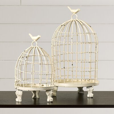 2-Piece Odette Birdcage Set