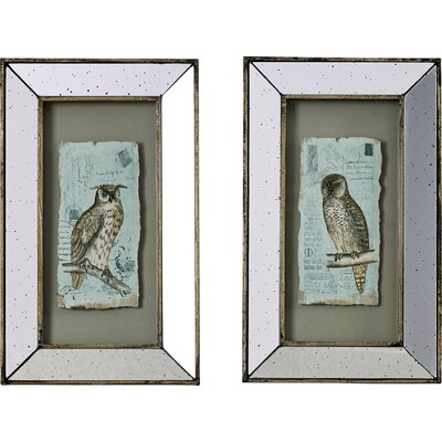 Rudolf Owl Wall Decor LARK1393 25602055