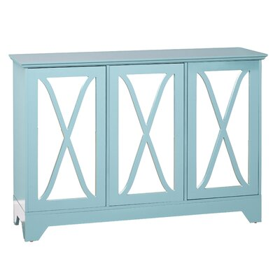 Lili-Rose Sideboard Color: Antique Blue