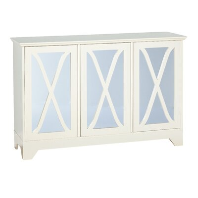 Lili-Rose Sideboard Color: Antique White