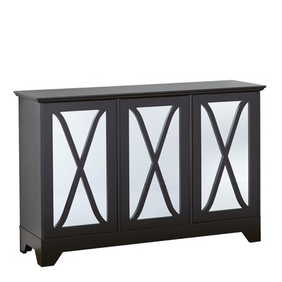 Lili-Rose Sideboard Finish: Black
