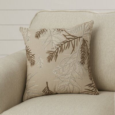 Nahel Cotton Throw Pillow