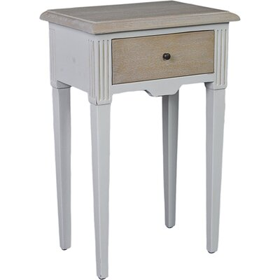 Mona 1 Drawer Nightstand