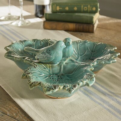 Antony Timeless Bird Decorative Bowl
