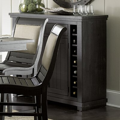 Castagnier Server Color: Distressed Black