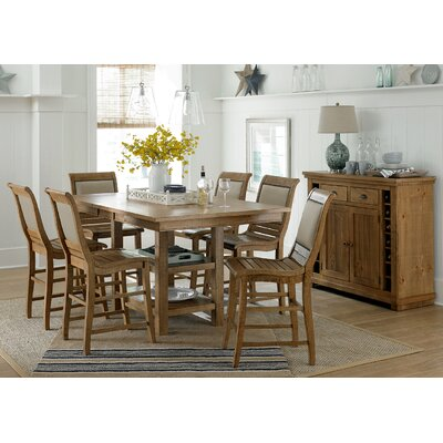Castagnier 7 Piece Dining Set