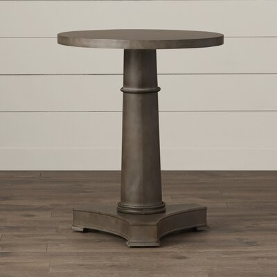 Leroux End Table Finish: Grey