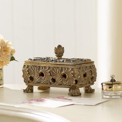 Pivoine Decorative Box