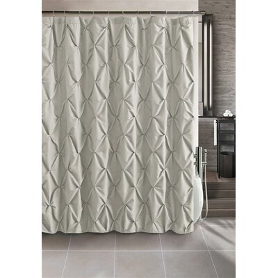 Godfred Shower Curtain Color: Taupe