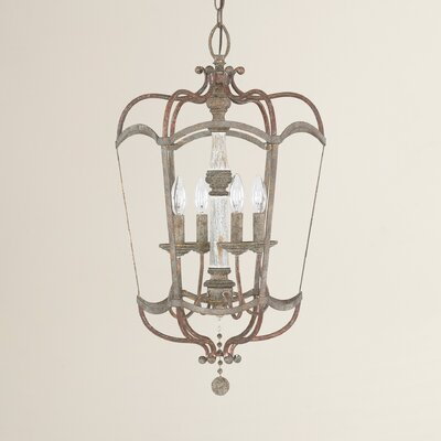 Armande 4 Light Foyer Pendant