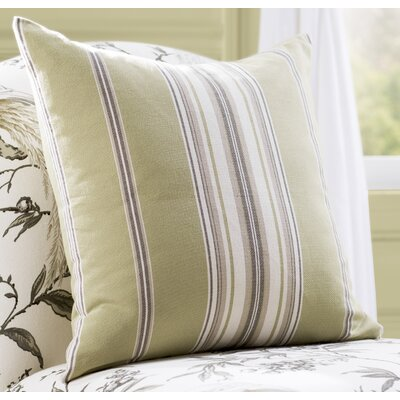Anis Throw Pillow Color: Light Green