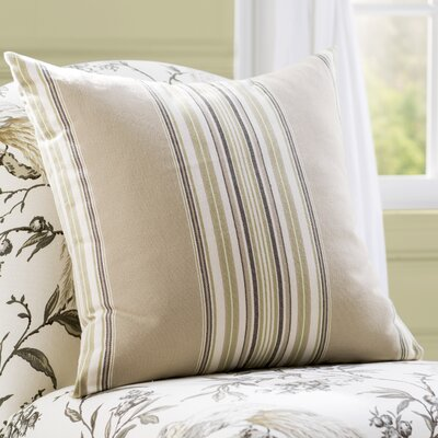 Anis Decorative Throw Pillow Color: Tan