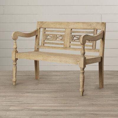 Burnet Wood Bench