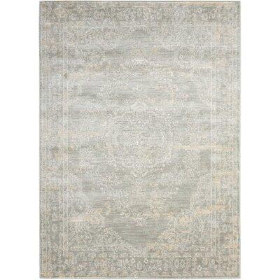 Angelique Gray Area Rug Rug Size: 710 x 10