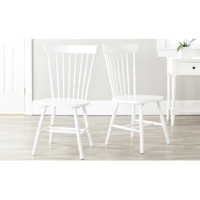 Saint-Pierre Side Chair Finish: White