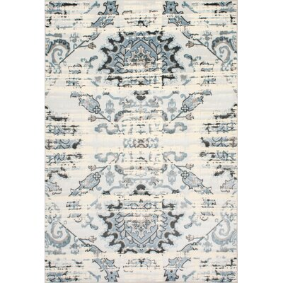 Mahon Cream Area Rug Rug Size: Rectangle 710 x 102