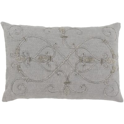 Mattheo Throw Pillow Color: Gray