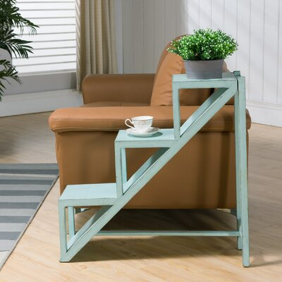 Luka Stair Step End Table