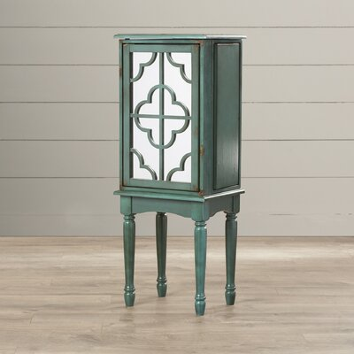 Wissem Jewelry Armoire with Mirror