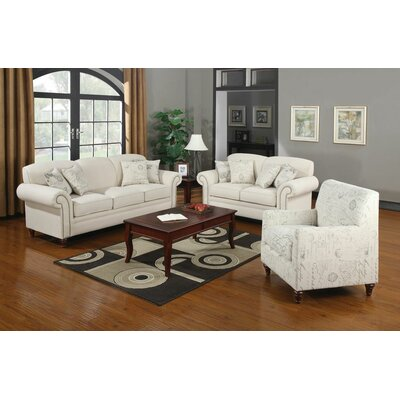 Axelle Configurable Living Room Set