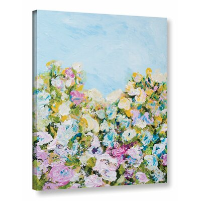 Kirklington Painting Print on Wrapped Canvas