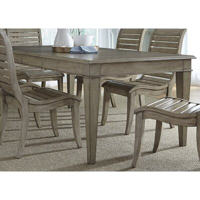 Aya 7 Piece Extendable Dining Table Set