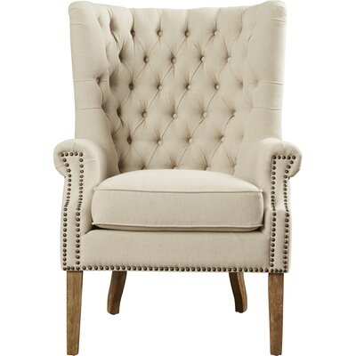 Anna Tufted Arm Chair