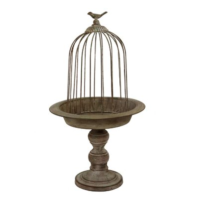 Antique Iron Decorative Bird Cage