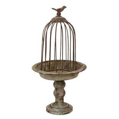 Antique Iron Decorative Bird Cage