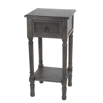 Wilhelmina 1 Drawer End Table