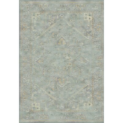 Meline Wool Gray Area Rug Rug Size: Rectangle 33 x 57