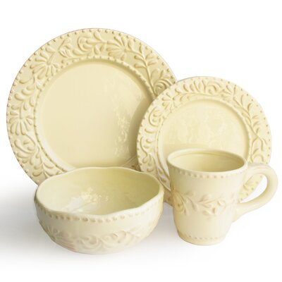 16-Piece Biltmore Dinnerware Set