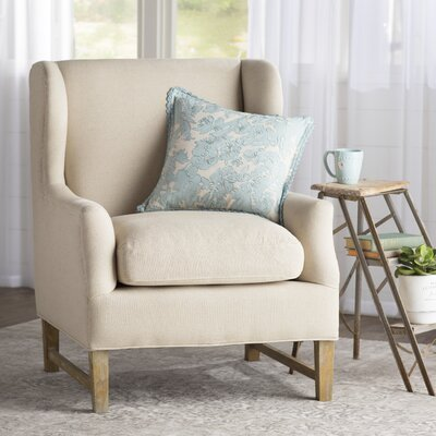 Meriem Wing back chair