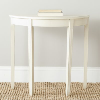 Tussilage  Jethro  Console Table Color: Barley