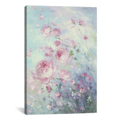Dancing Petals Canvas Print LARK7076 31849684