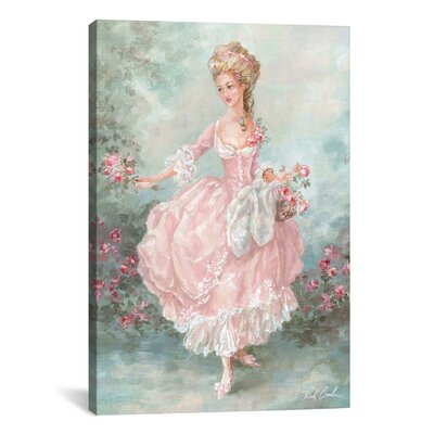 Lilliana Painting Painting Print on Wrapped Canvas