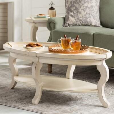 Hicks Oval Coffee Table