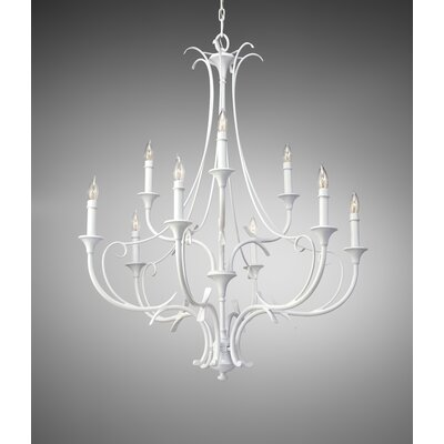 Clarisse 9-Light Candle-Style Chandelier