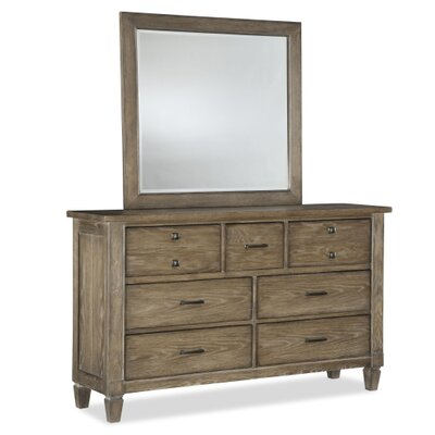 Armoise 7 Drawer Dresser