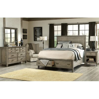Armoise Panel 3-piece Bedroom Set