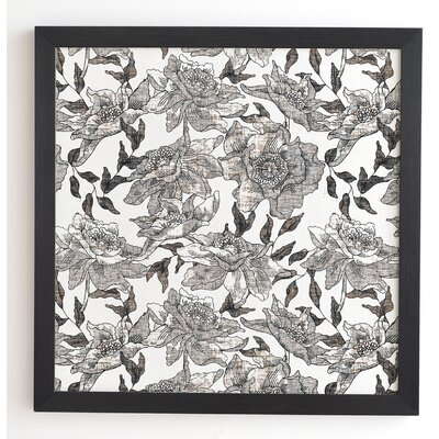 'Summertime Natural' by Holli Zollinger Framed Graphic Art