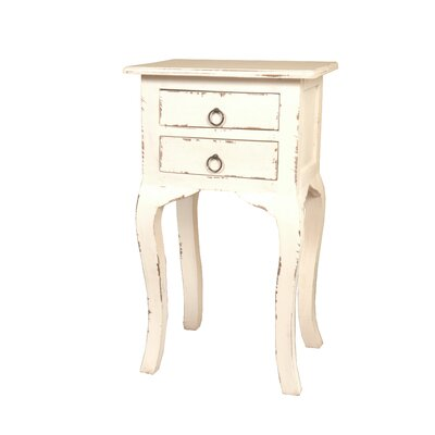 Miroir End Table