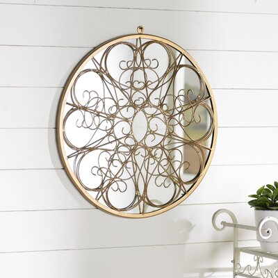 Augusta Round Oversized Wall Mirror