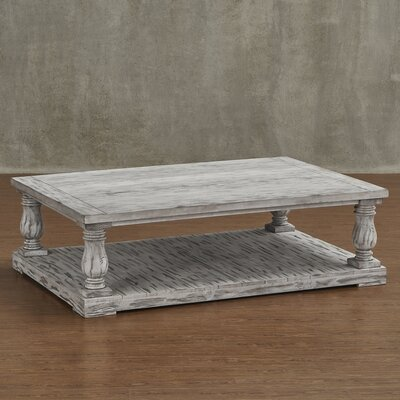 Airelle Coffee Table Color: Antique White