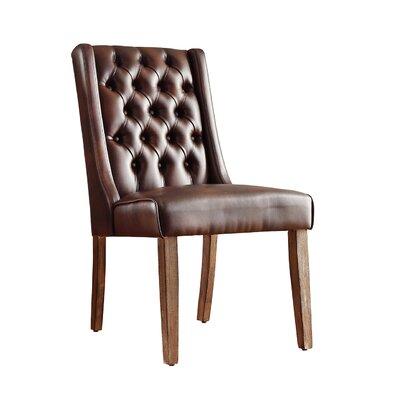 Allain Tufted Side Chair