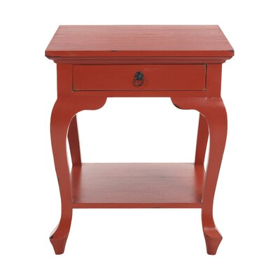 Pelham Side Table Finish: Blue