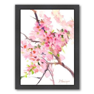 Sakura Framed Painting Print