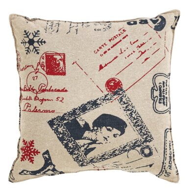 Aragon Cotton Throw Pillow