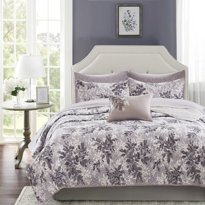 Bayliss Coverlet Set Size: King